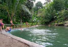 Kolam Pemandian Mata Air Dingin Milik Sriwani Jadi Lokasi Wisata
