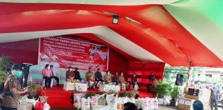 Bupati Dampingi Gubernur Sulut Melakukan Kunker di Bolmong