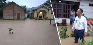 6 Desa di Dumoga Terendam Banjir
