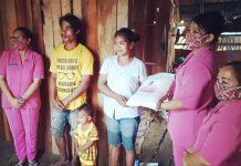 Bhayangkari Cabang Buol Anjangsana ke Warakawuri dan Santuni Warga Kurang Mampu