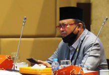 Di Rapat Kerja, H2M Sampaikan Apresiasi Atas Kinerja Kemehub dan Korlantas Polri