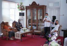 Wakil Wali Kota Kotamobagu Terima Kunker Pemkab Gorut