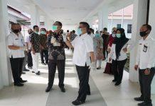 Wakil Bupati Gorut Puji Pengelolaan RSUD Kotamobagu