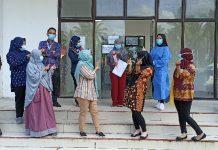Empat Pasien Positif Covid-19 di Kotamobagu Dipulangkan