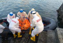 2 Hari Hilang Saat Memanah Ikan,Jenazah Pria Asal Bailang Manado Ditemukan