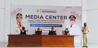 Perempuan Asal Kampung Baru Menambah Kasus Positif Covid-19 di Kotamobagu