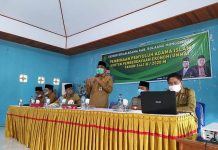 Kemenag Bolmong Gelar Pembinaan Penyuluh Agama