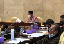 Herson Minta Tiga Lembaga Mitra Kerja Komisi V DPR RI Perbaiki Temuan dan Rekomendasi BPK