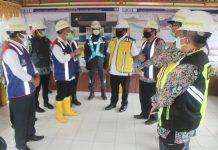 Jajaran Pemkab Bolmong Terima Kunjungan Kerja Wamen PUPR