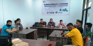 Diskominfo Bolmong Gelar Sharing Knowledge Network
