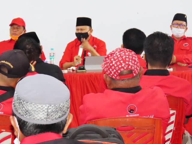 Sosialisasi Empat Pilar, Herson Ingatkan Perjuangan Founding Father