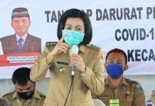 Pemkab Bolmong Siap Hadapi Bencana di Masa Covid-19