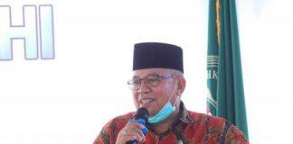 Wabup Bolmut Hadiri Pelantikan dan Pengambilan Sumpah Wakil Ketua Pengadilan Agama Boroko