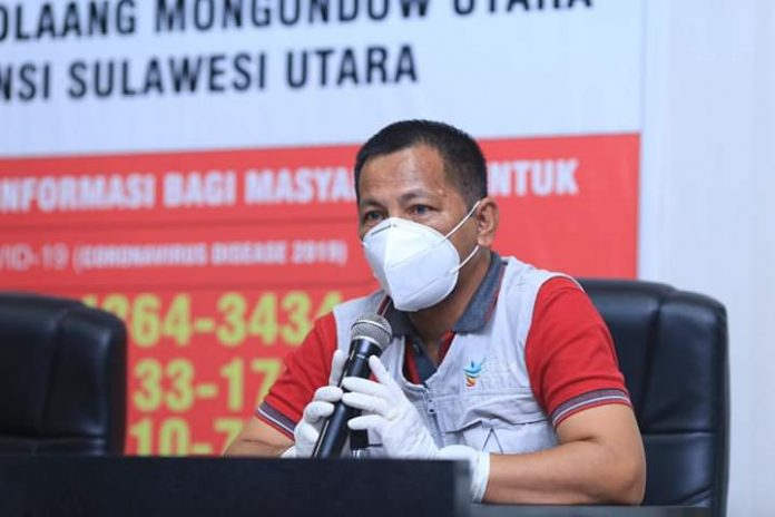 Update Kasus Covid-19 di Bolmut, Kecamatan Bintauna Masuk Zona Aman