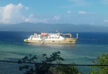 Akibat Angin Kencang, KM Sabuk Nusantara 109 Kandas