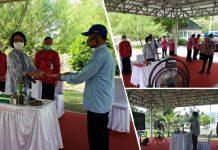 Bupati Bolmong Mengikuti Peluncuran Kemitraan Bupati dan Wali Kota Pesisir TPB-14
