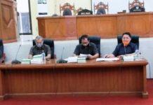 Komisi I DPRD Bolmong Gelar RDP Terkait Aduan Warga Desa Ambang Satu