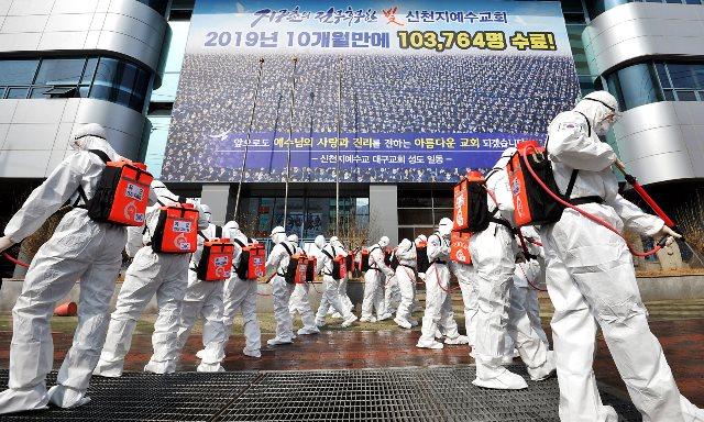 Kasus-Kasus Penindasan Terhadap Hak Asasi Manusia, Kebebasan Beragama, dan Perdamaian di Korea Selatan di Tengah Pandemi COVID-19