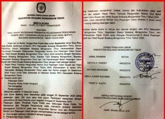 Tak Ada Arak-arakan Massa, Pendukung Sachrul-Oskar Diminta Patuhi Maklumat Kapolri