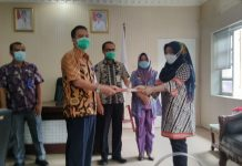 Susilawati Gilalom Jabat Plt Kepala UPTD PPA Kotamobagu