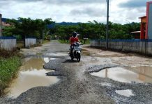 Warga Minta Pemkab Buol Benahi Jalan Kompleks Bundo