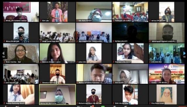 5 Pengurus FAD Kotamobagu Wakili Sulut di Kongres Anak Indonesia ke–17