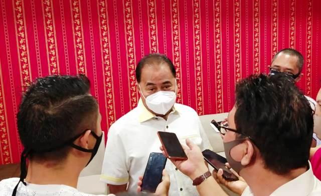 SVR Akui Kepiawaian Olly Mendatangkan Anggaran Besar di Sulut