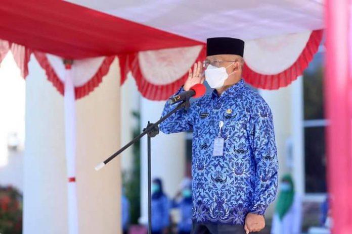 Sekda Bolmut Irup HUT ke-56 Provinsi Sulut