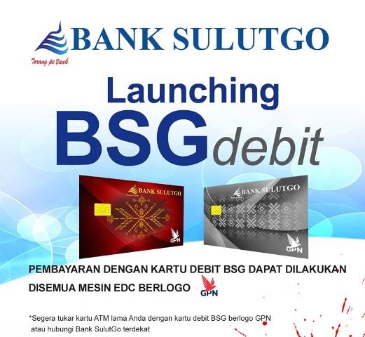 Ini Dua Jenis Kartu ATM Diluncurkan Bank SulutGo yang Bisa Debit di Seluruh Indonesia