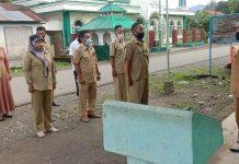 Camat Passi Barat Mulai Berkantor di Desa Selam 3 Hari