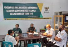 Baznas Kotamobagu Siap Kolaborasi Pemberdayaan ZIS