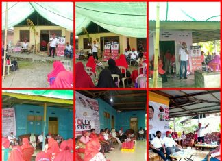 Gencar Lakukan Konsolidasi, Paslon Iskandar-Deddy Semakin Dekat dengan Masyarakat