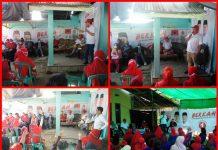 Kampanye Lanjutan di Kecamatan Helumo, Paslon BerKAH Tawarkan Program Bukan Janji Berikan Uang
