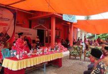 Pjs Bupati Bertatap Muka dengan Pemerintah Kecamatan dan Desa di Kecamatan Tomini