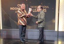 Raih Penghargaan The Innovatif Leader in Agroindustry 2020, Olly: Prestasi ini Saya Persembahkan kepada Seluruh Rakyat Sulut