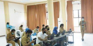 Pertama di Sulut, Diskominfo Bolmong Gelar Pelatihan Tanda Tangan Elektronik