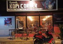 Rumah Kopi Corner, Tempat Nongkrong Baru Kawula Muda di Kota Kotamobagu
