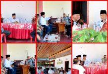 Silaturahmi dengan Sejumlah Tokoh, Herson Sebut Dua Desa di Bolmut Calon Penerima Sejumlah Program Aspirasi