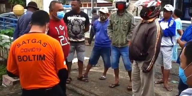 Kontak Erat dengan Pasien Diduga Corona, Ketua DPRD Boltim Minta Pjs Bupati Diisolasi