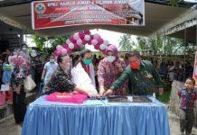 TB-NK Resmikan Gereja Pniel Gogagoman