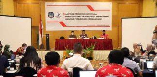 Hadiri Penutupan Kegiatan Asistensi, Pjs Bupati Sebut Kabupaten Bolsel Butuh Infrastruktur Dasar