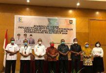 Wakil Bupati Bolmut Ingatkan Rancangan APBD 2021 Wajib Gunakan Klasifikasi, Kodefikasi dan Nomenklatur