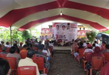 Dialog dengan Warga Kecamatan Poigar, Emak-Emak: Kami Siap Pilih Olly-Steven