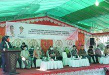 Wali Kota Tatong Bara Menyerahkan SK Kepada 981 Petugas Agama dan Guru Mengaji