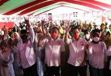 BMR Hibah Terbesar, Kandouw: Towo yang Sebut OD Pilih Kasih!
