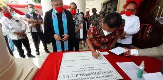 Paslon ODSK Ukir Sejarah di Museum Rekor-Dunia Indonesia dalam Dukungan Politik