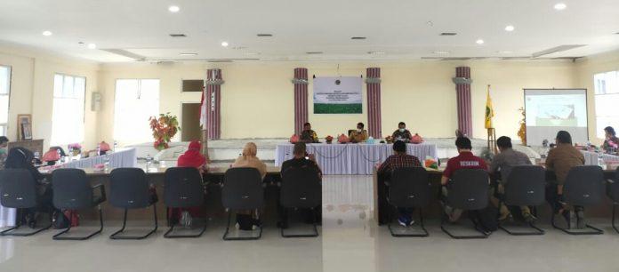 Kapolres Buol Hadiri Sidang PPL Program Redistribusi Tanah