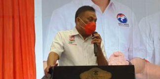 Olly Siap Wujudkan Bandara Sam Ratulangi Jadi Super Hub