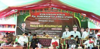 Pemkab Bolmong Peringati Maulid Nabi SAW