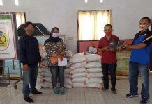 Ringankan Beban Petani di Masa Pandemi Covid-19, Pemkot Berikan Bantuan Kepada Seribu Petani